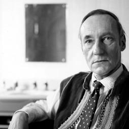 William Burroughs 1971
