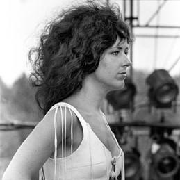 Grace Slick at Woodstock 1969