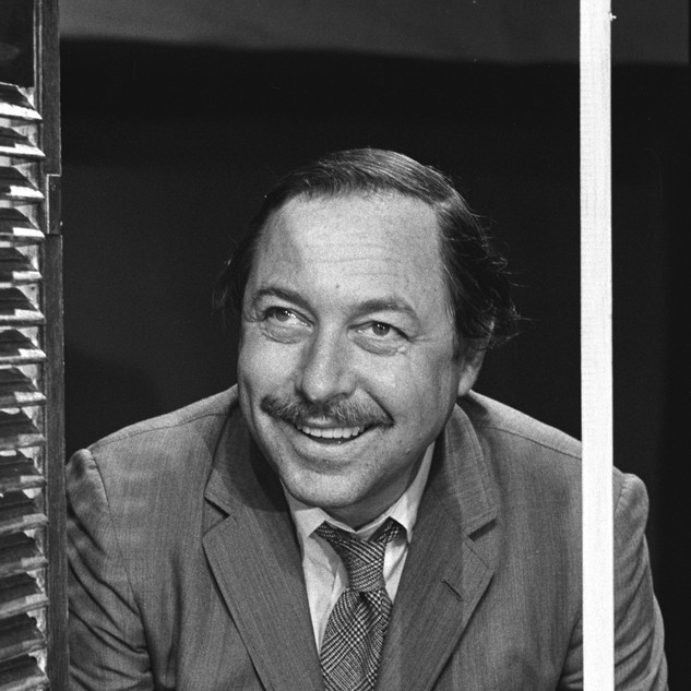 Tennessee Williams 1965