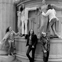 Big Brother and the Holding Company, San Francisco, CA 1968