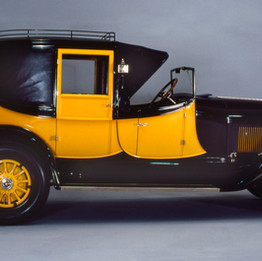 1927 Lincoln Coaching Brougham