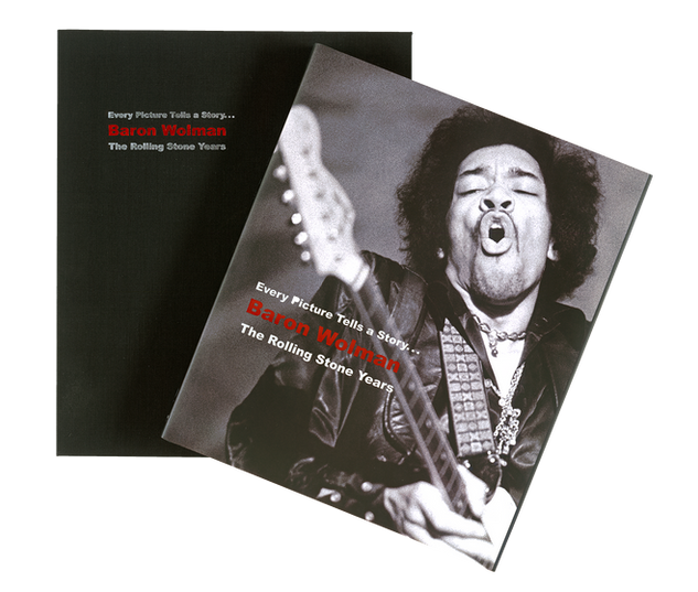 Every Picture Tells a Story…The Rolling Stone Years