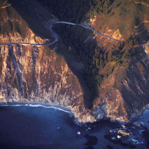 Big Sur, California Hwy 1