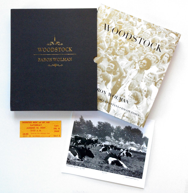 Woodstock, Artist Edition