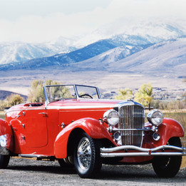 1933 Duesenberg Speedster, Model SJ