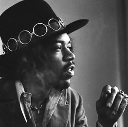 Jimi Hendrix, 1968