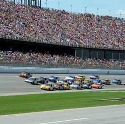 NASCAR Talladega, Alabama