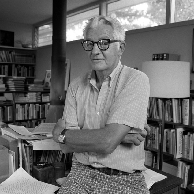 Wallace Stegner 1976