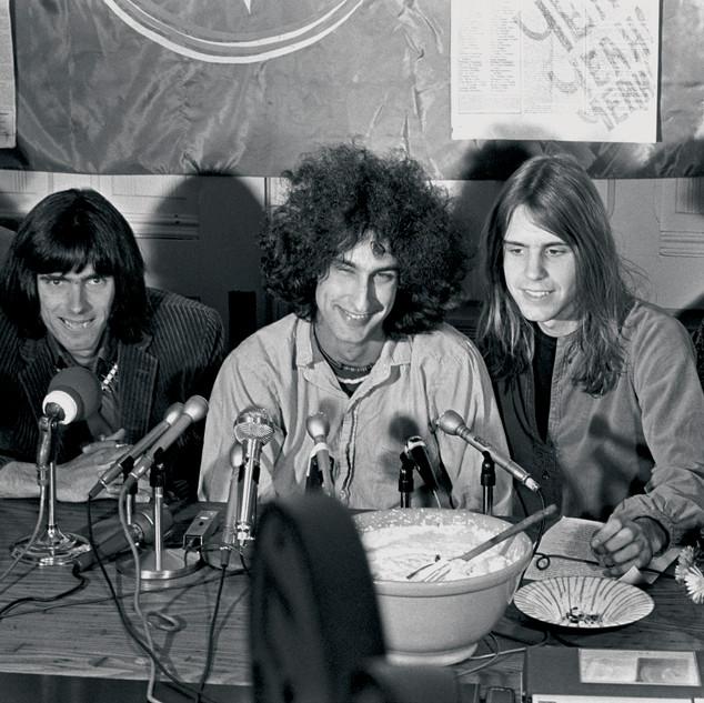 The Grateful Dead Press Conference, 1967