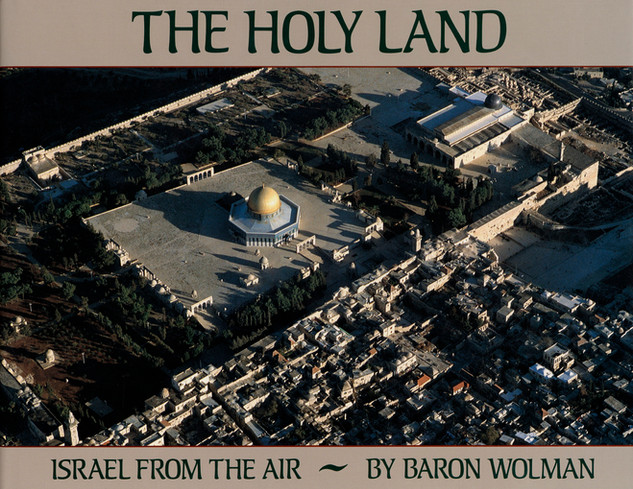 Israel from the Air - Above the Holy Land