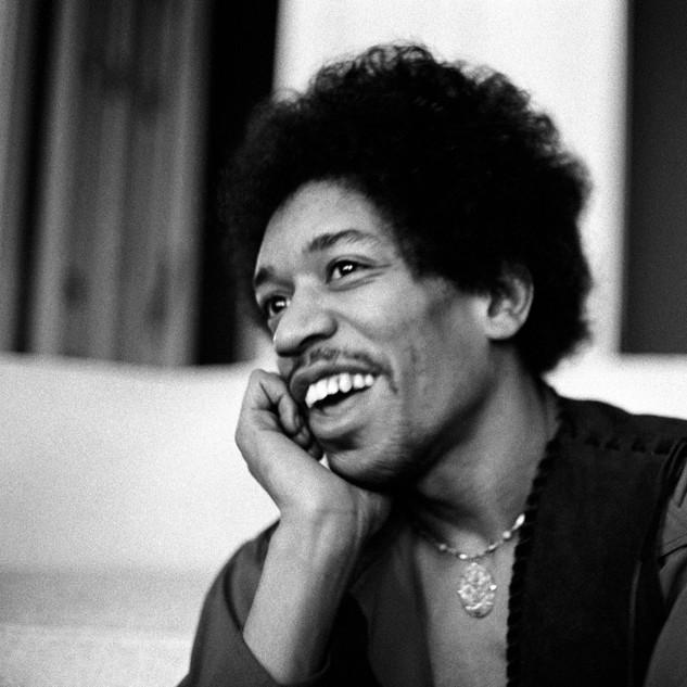 Jimi Hendrix, 1970