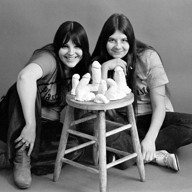 Plaster Casters 1969