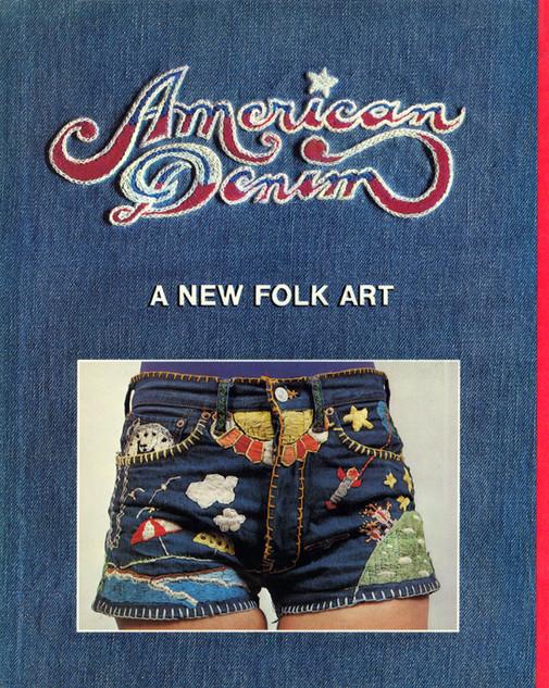 American Denim - A New Folk Art