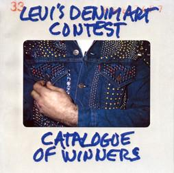 Levi's Denim Art Contest Catalogue of Winners