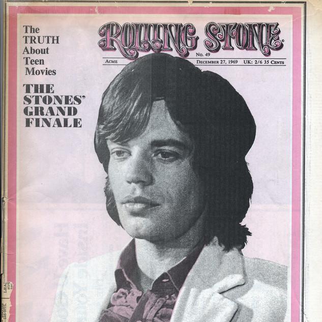 RS 49, Mick Jagger