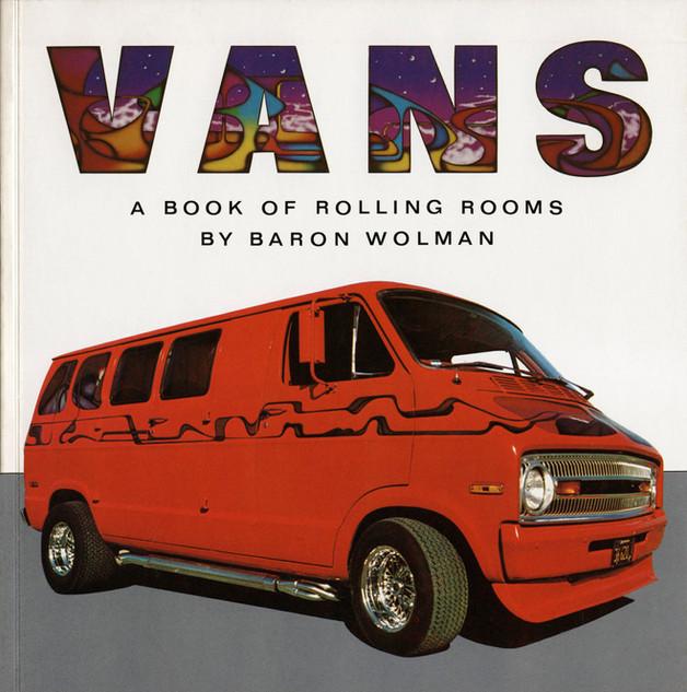 Vans: A Book of Rolling Rooms