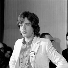 Mick Jagger, 1969