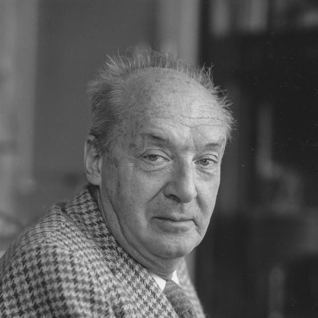 Vladimir Nabokov 1971