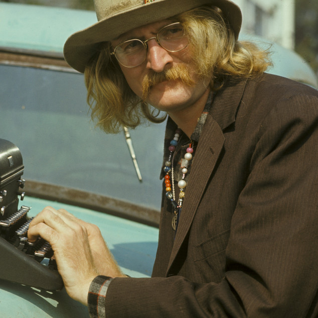 Richard Brautigan 1968G