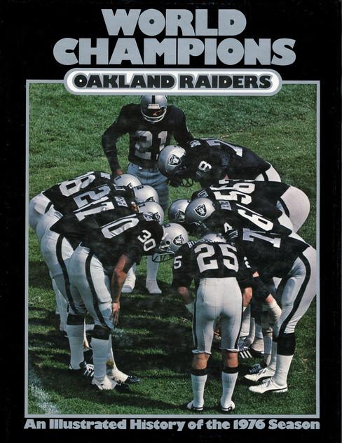 World Champions: Oakland Raiders