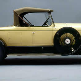 1926 Duesenberg Town Car