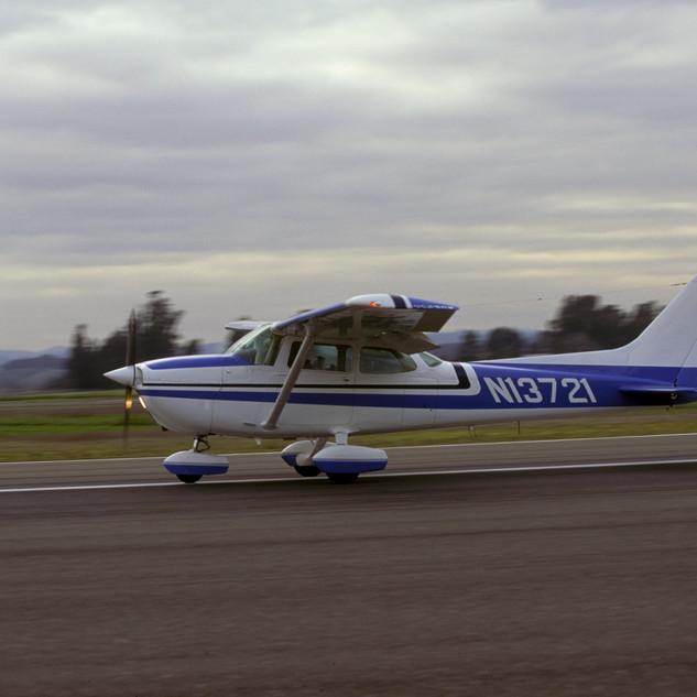 Baron's Cessna