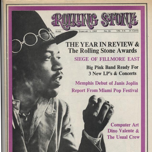 RS 26, Jimi Hendrix