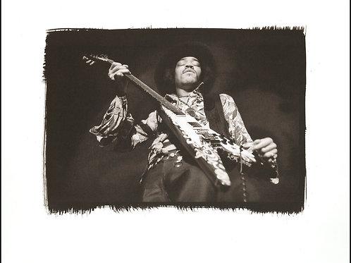 Platinum Print - Jimi Hendrix