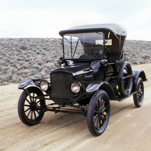 1923 Ford Model-T Runabout