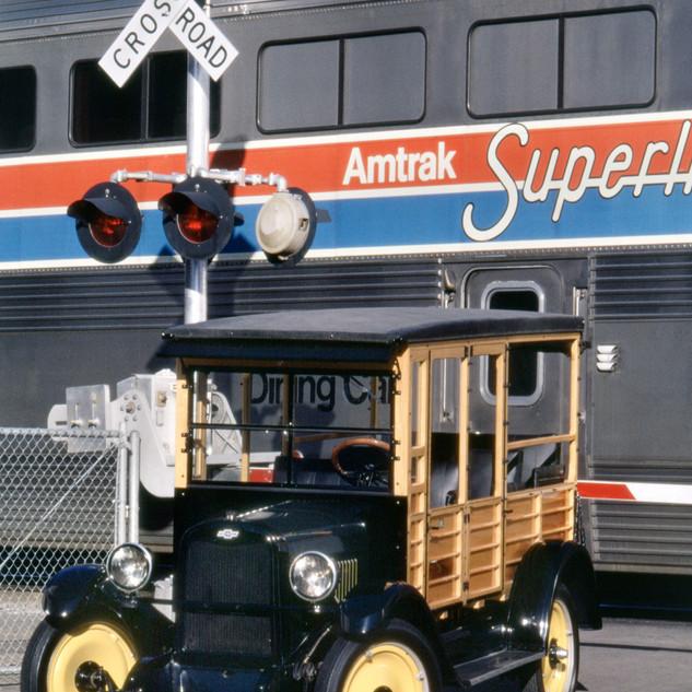 1926 Chevrolet Superior Deluxe Depot Hack