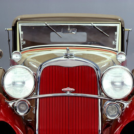 1931 Lincoln Convertible Roadster