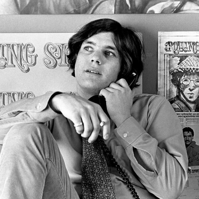 Jann Wenner, 1968