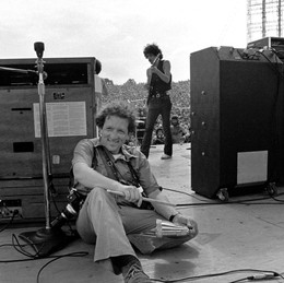 Baron at Woodstock 1969
