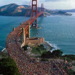 Golden Gate Bridge Anniversary