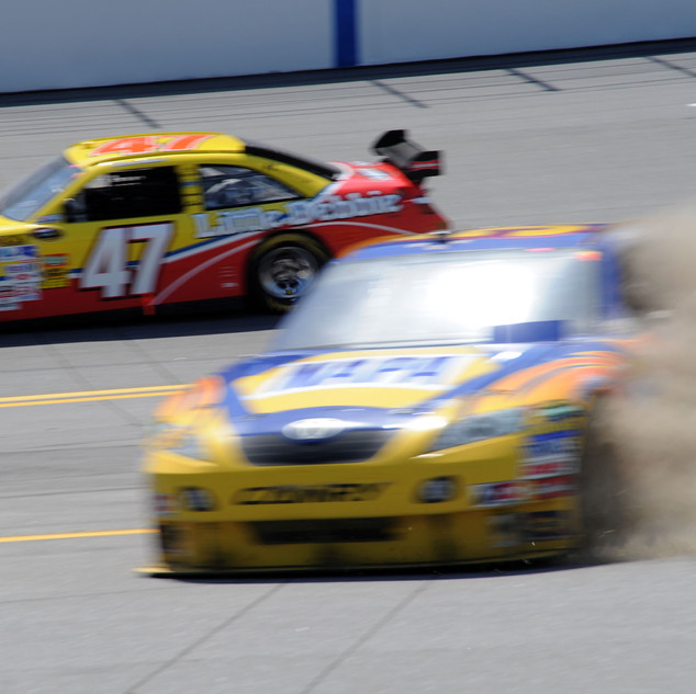 Out of Control at Talladega