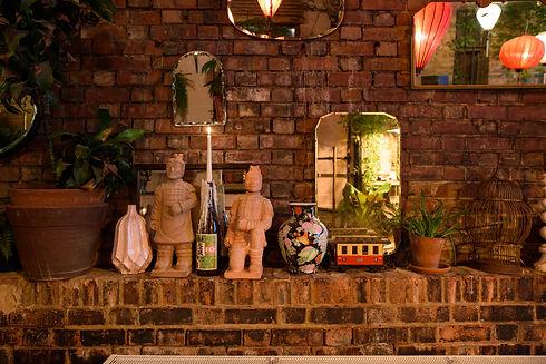 My neighbours the dumplings Clapton