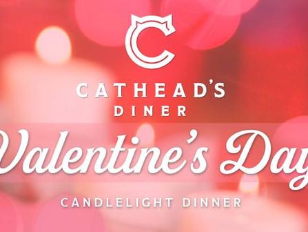 Cathead's Diner Valentine's Dinner