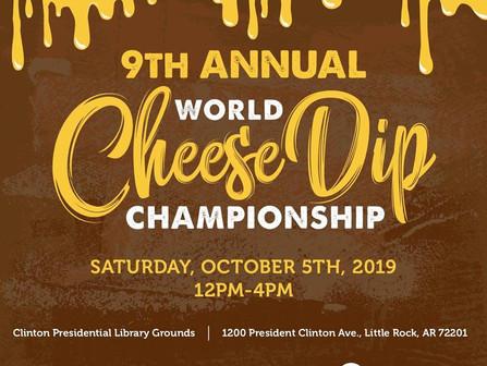 9th Annual World Cheese Dip Championship