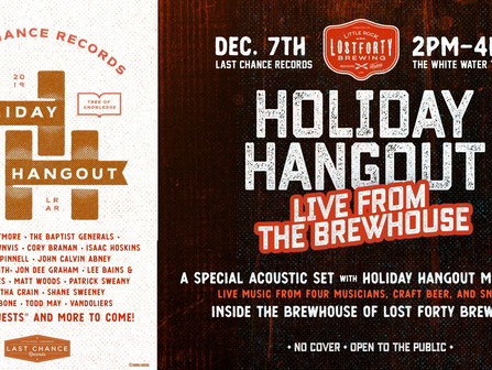 LOST FORTY HOLIDAY HANGOUT: THE B-SIDE.