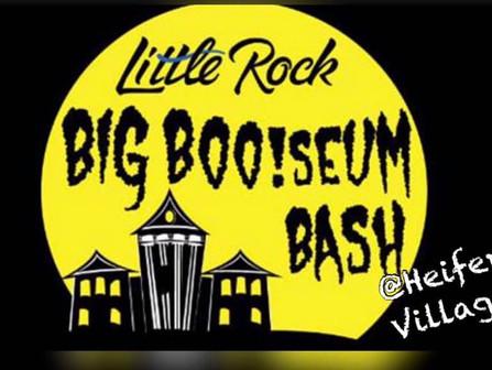 Big Boo!seum Bash