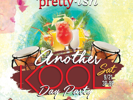 Pretty-ish: Another Kool Day Party