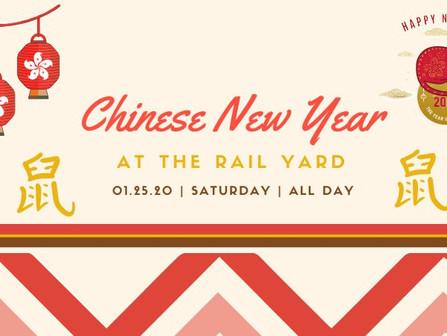 Chinese New Year at The Rail Yard