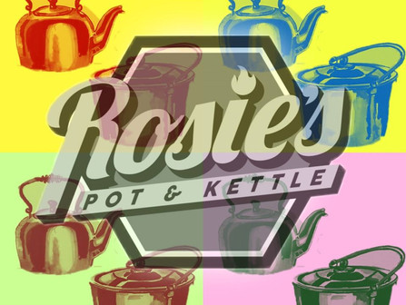 Rosie's Pot and Kettle 501 Special