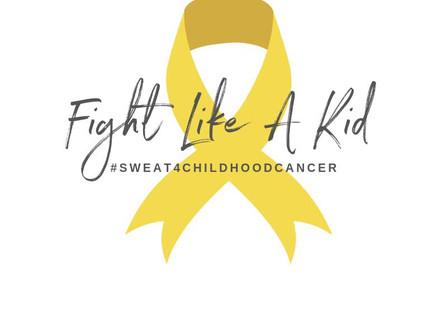 Sweat4childhoodcancer