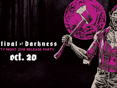 Festival of Darkness Release Party
