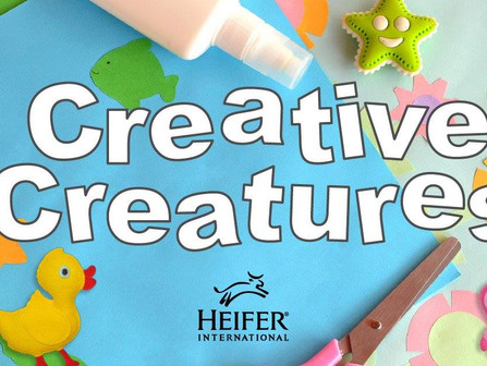 Creative Creatures at Heifer International