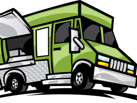 Food Truck Monday is BAAAAACK in the East Village LR
