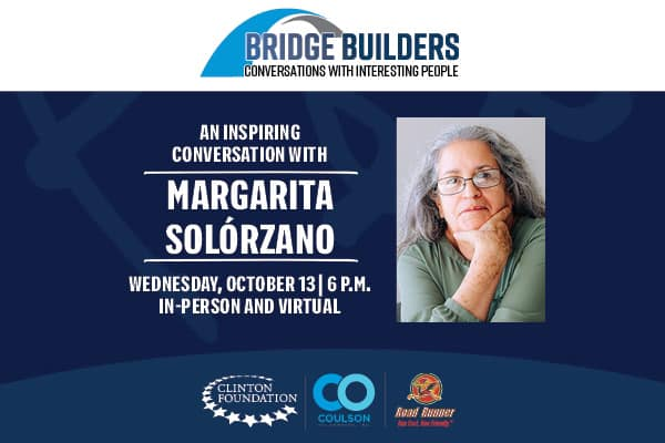 THIS WEEK: Join us at the Clinton Center for a special #HispanicHeritageMonth
