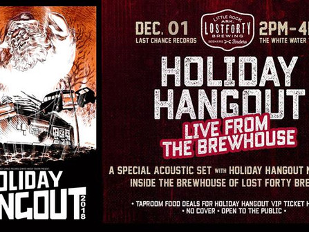 Holiday Hangout, Live From the Brewhouse