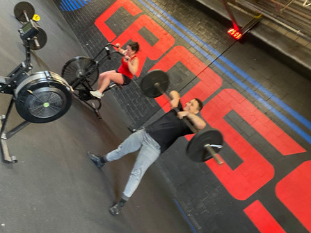 Above and Beyond Crossfit isn't just a gym......